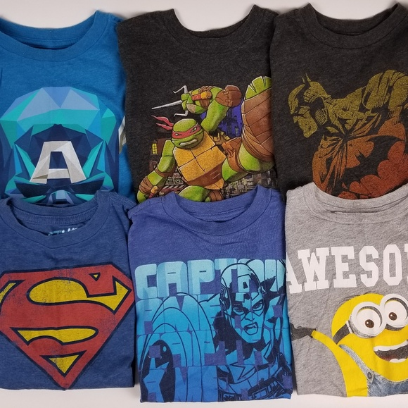Old Navy Other - BUNDLE LOT OF BOYS OLD NAVY COLLECTABILITEES SZ S